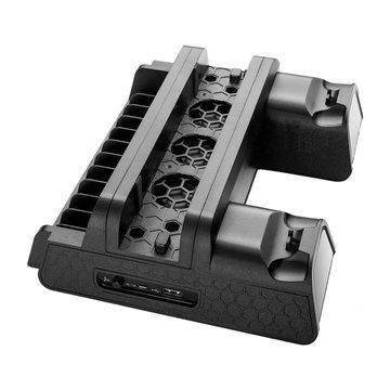 پایه شارژ دسته بازی PS4 دابی مدل TP4-882