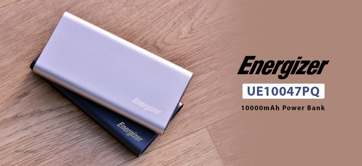 پاوربانک فست شارژ انرجایزر UE10047PQ