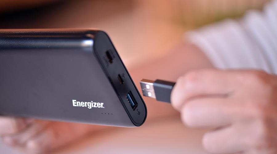 پاوربانک energizer 20000