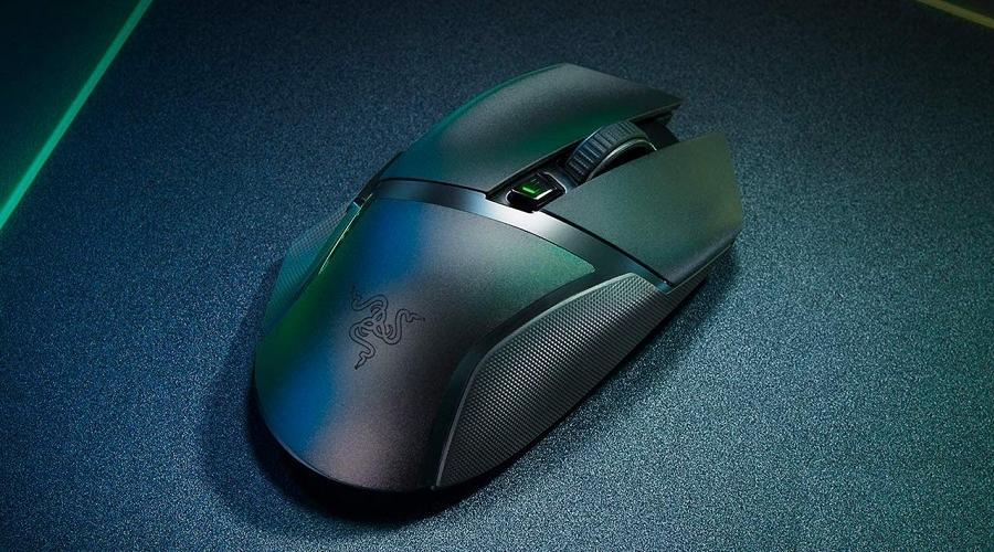 موس مخصوص بازی ریزر مدل Basilisk x hyperspeed wireless
