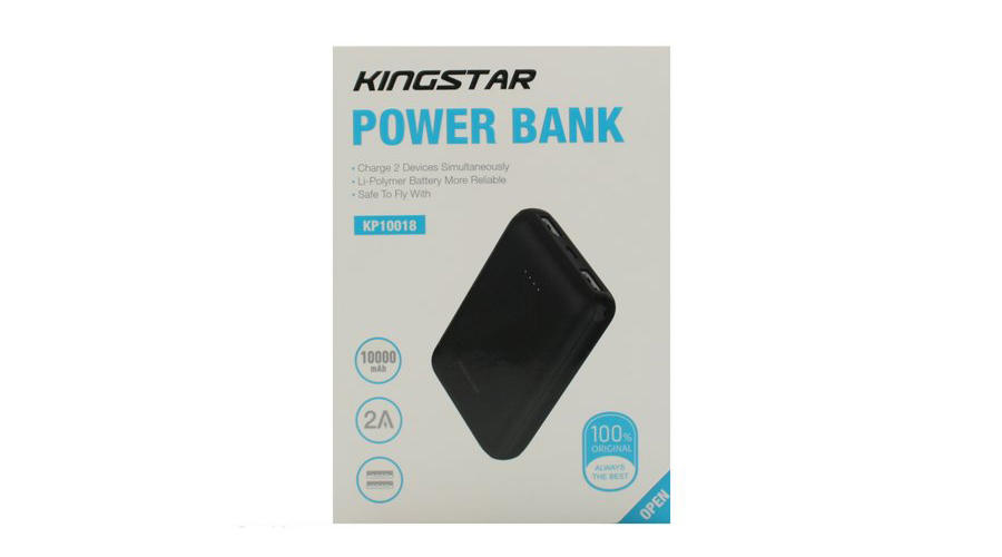 پاور بانک کینگ استار KP10018