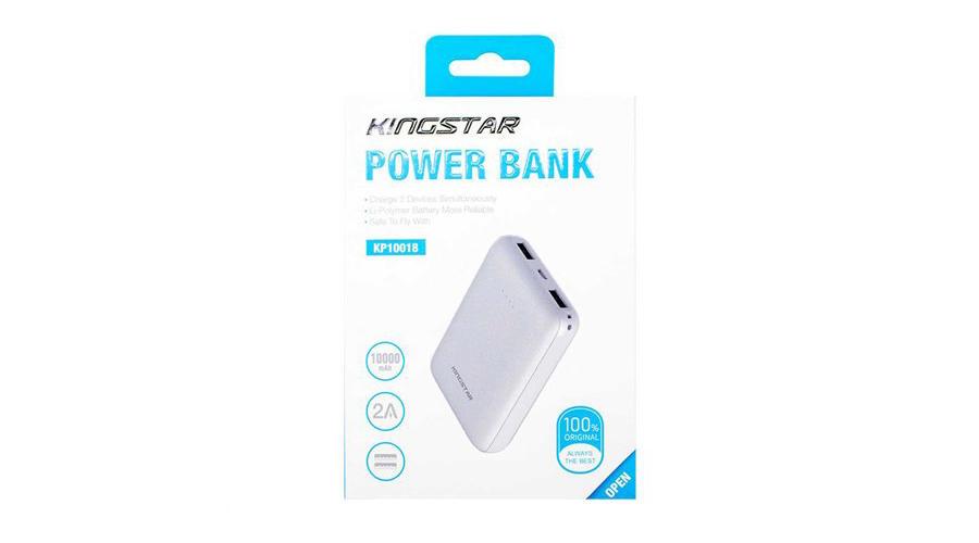 پاوربانک Kingstar KP10018