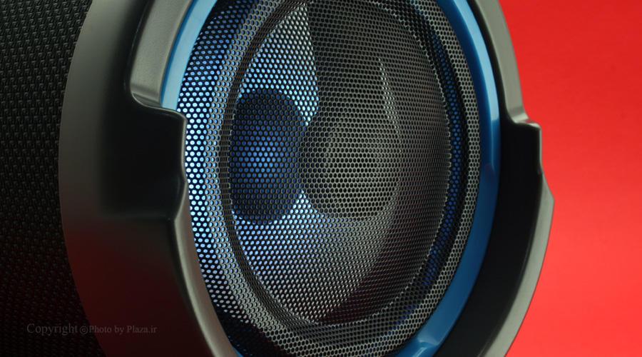 اسپیکر قابل حمل بیکارو K1202
