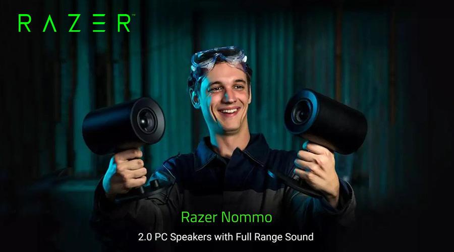 اسپیکر گیمینگ ریزر مدل Nommo 2.0