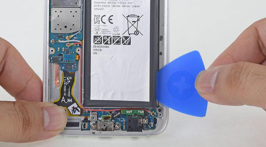 باتری اصلی samsung galaxy s7 edge