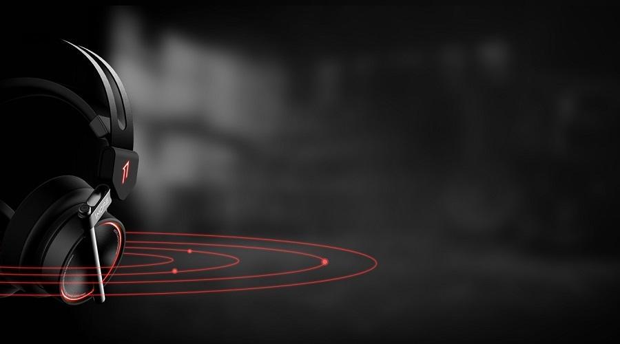 هدست گیمینگ واقعیت مجازی وان مور مدل h1005 - صدای فراگیر مجازی 7.1 کاناله