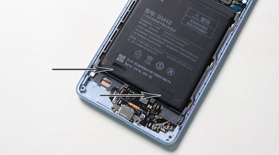 باتری Mi Note 2 شیائومی