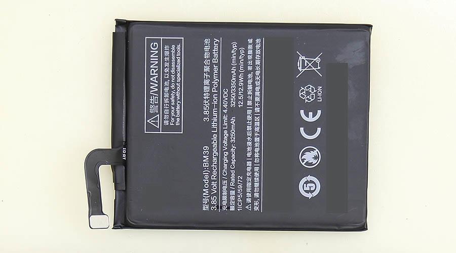 باتری اورجینال شیائومی Mi 6