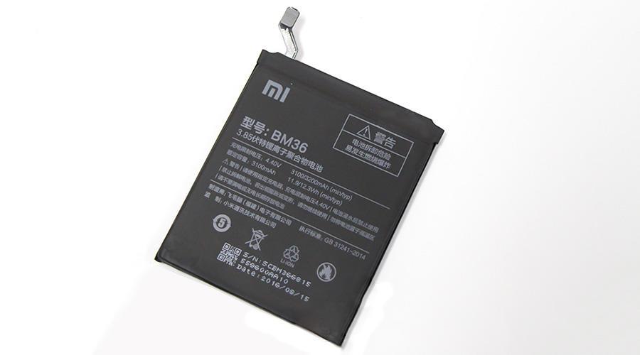 باتری mi5s شیائومی