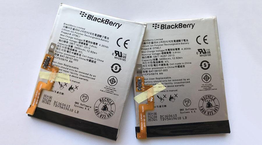 قیمت باتری گوشی موبایل بلک بری پاسپورت