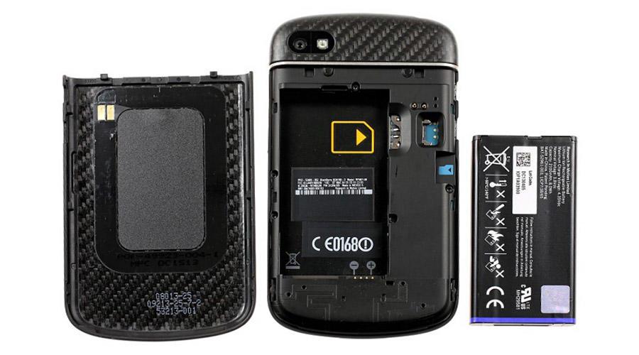 باتری اصل Blackberry Q10