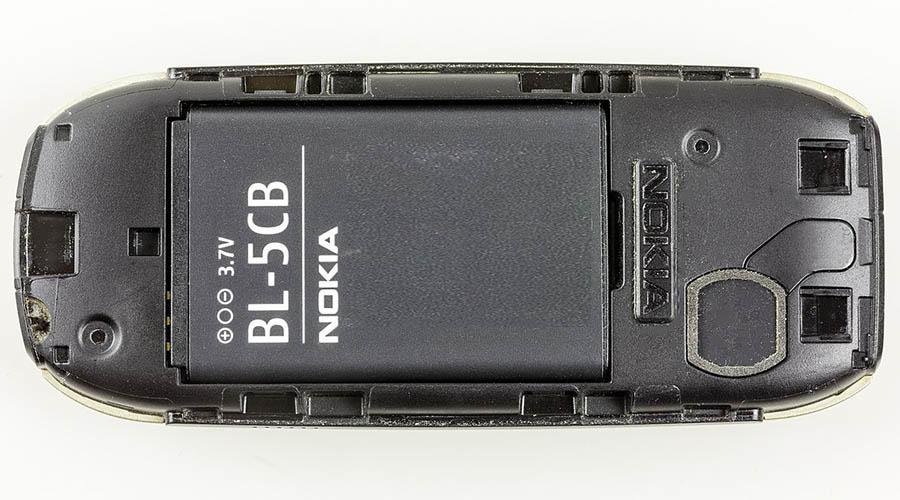 باطری گوشی موبایل نوکیا مدل BL-5CB