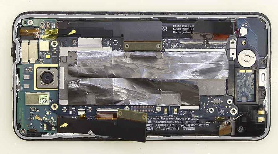 باتری گوشی HTC باترفلای اس
