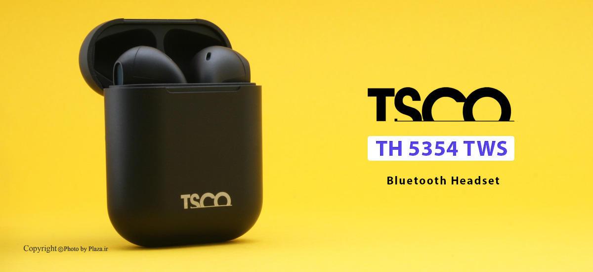 هدست بلوتوث تسکو مدل TH 5354