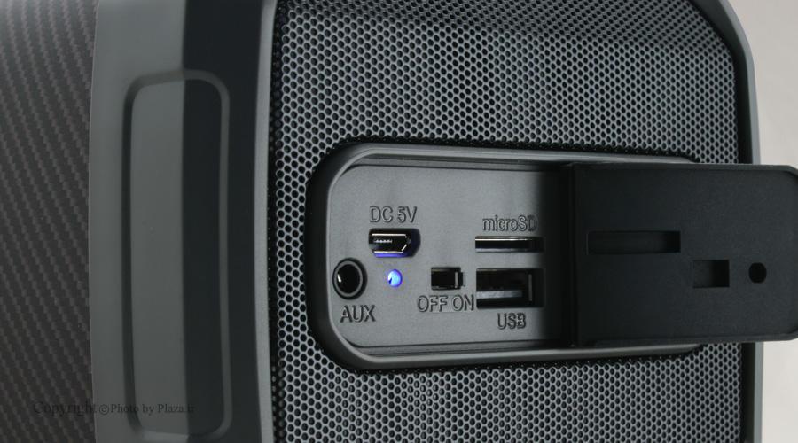 بلندگو بلوتوث بیکارو مدل F62D