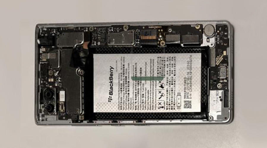 باتری گوشی Blackberry Key2