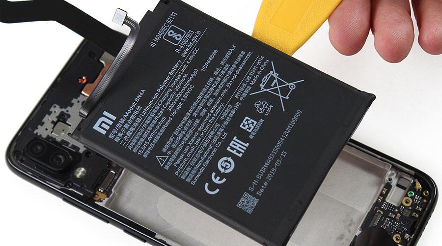 باتری اورجینال شیائومی BN4A