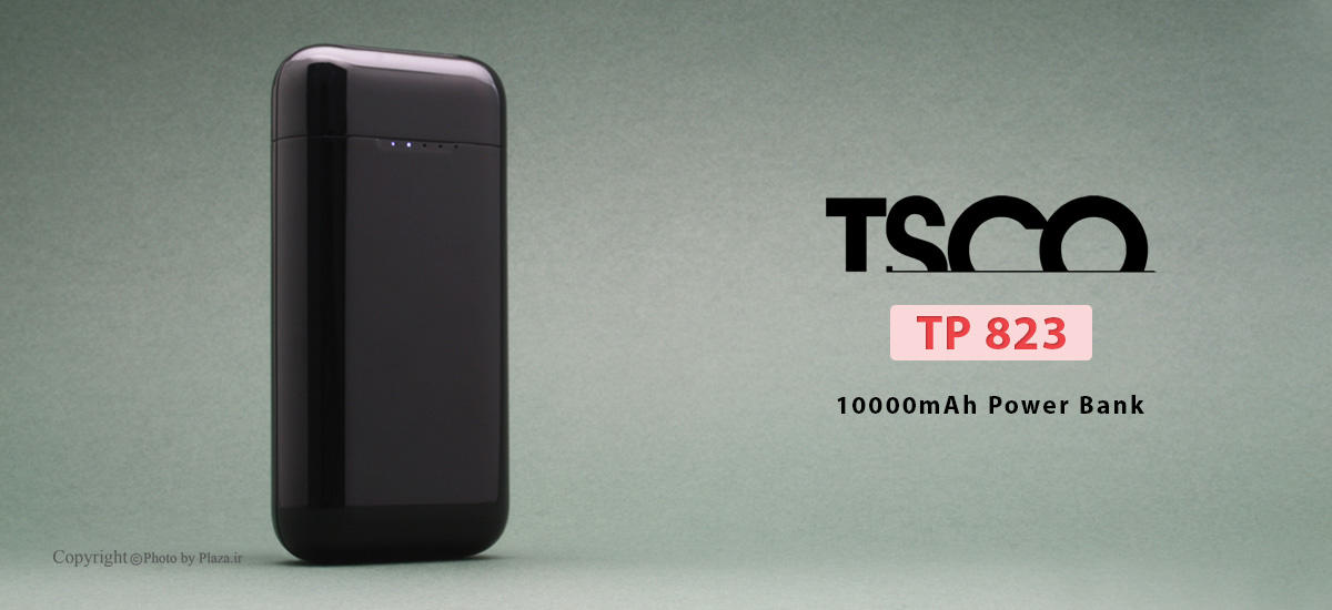 پاوربانک تسکو مدل TP 823