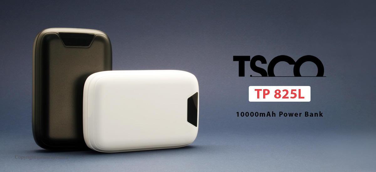 پاوربانک تسکو مدل TP 825L