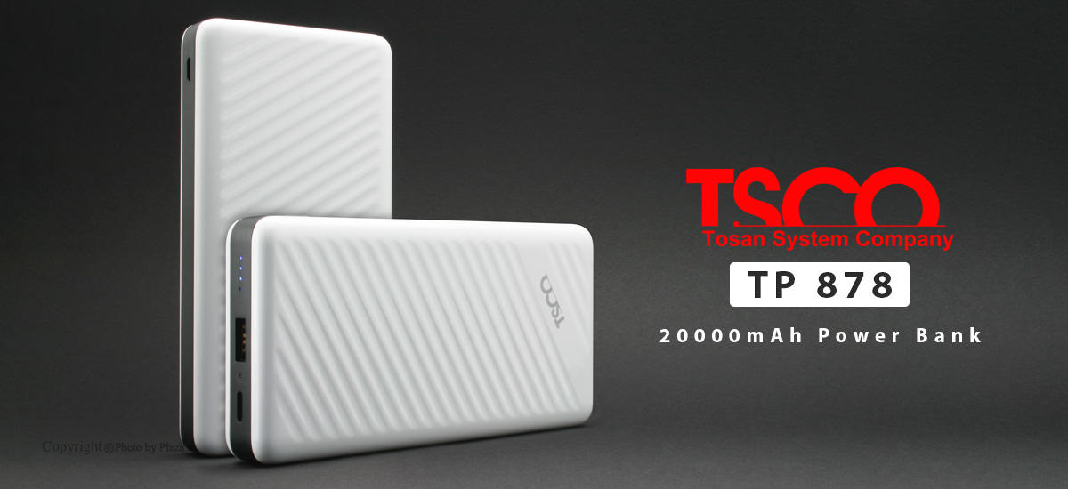 پاوربانک تسکو مدل TP 878