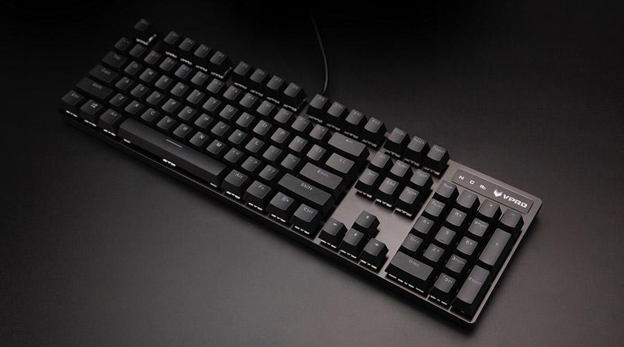 صفحه کلید مخصوص گیم رپو مدل V500 RGB
