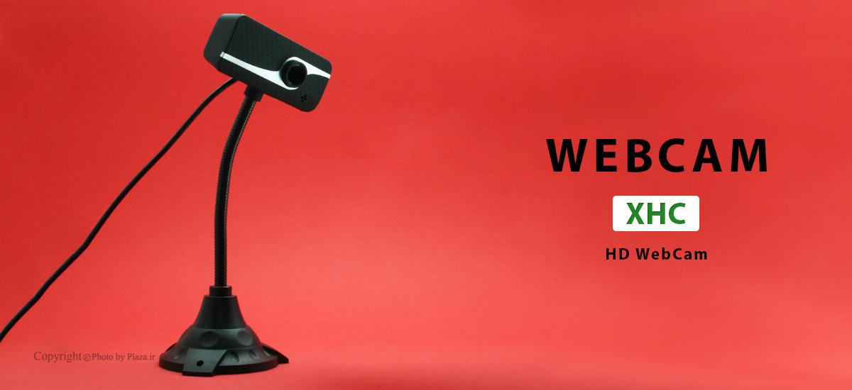 عکس وب کم HD مدل XHC پایه بلند