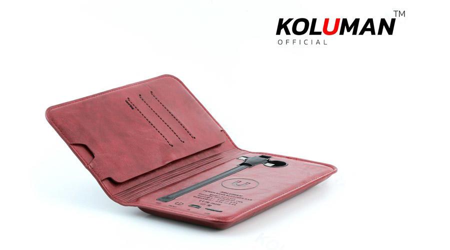 پاور بانک کلومن مدل KP-L175