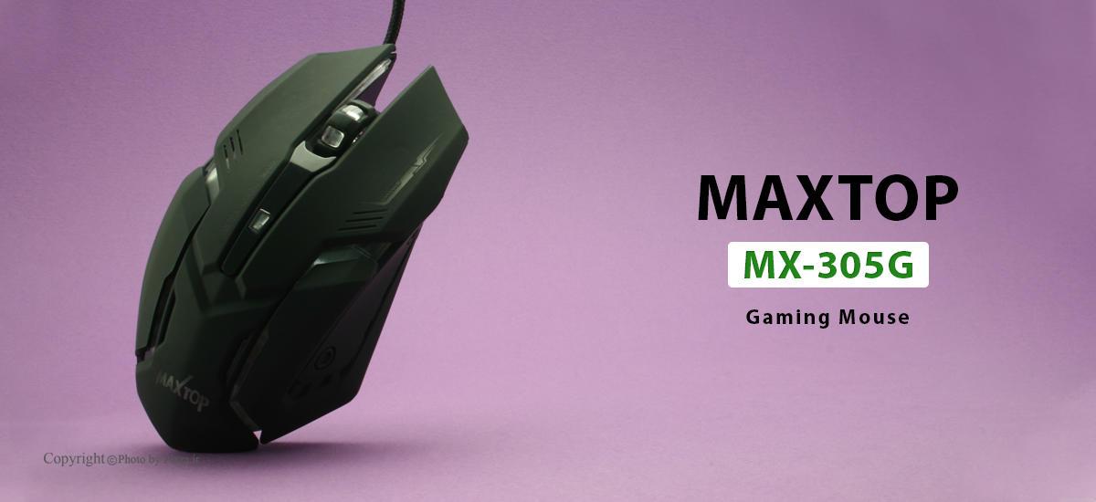 عکس گیمینگ مکس تاپ MX-305G