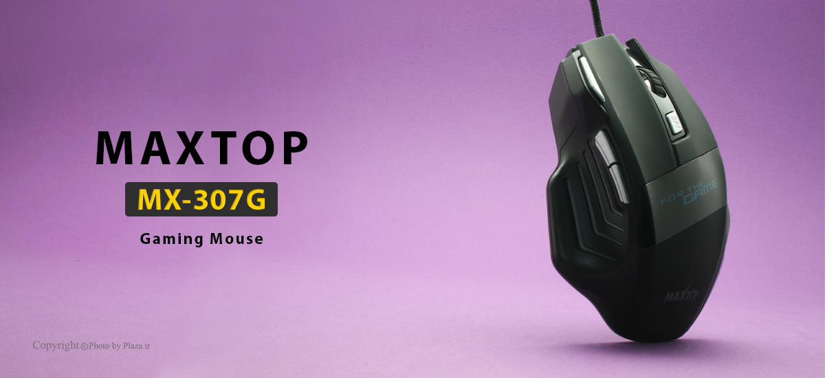 موس گیمینگ مکستاپ MX-307G