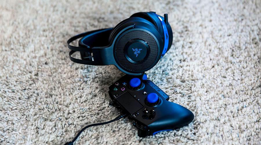 هدست مخصوص پلی استیشن 4 ریزر مدل Thresher Ultimate PS4