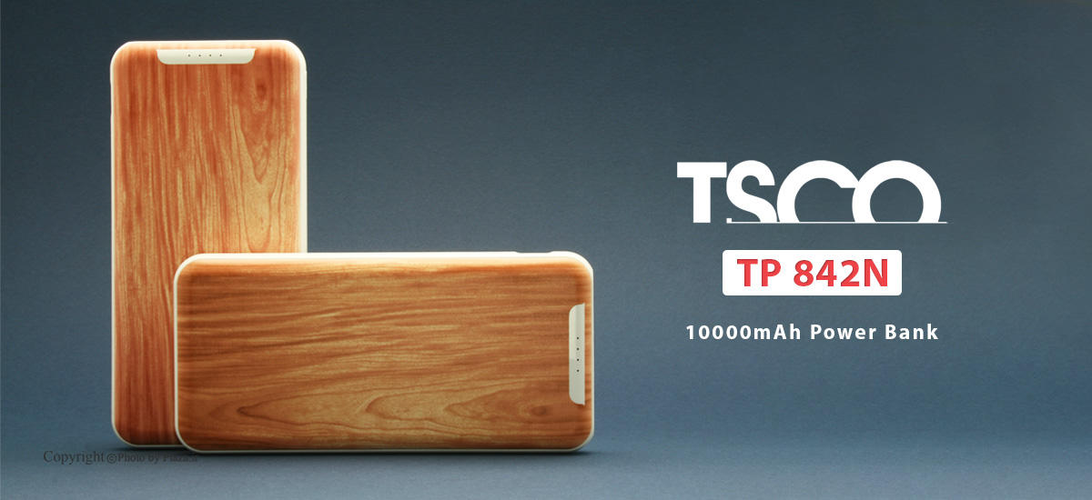 خرید پاور بانک تسکو مدل TP 842N