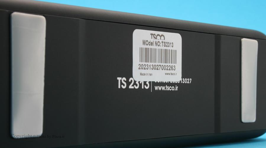 پخش کننده TSCO TS 2313
