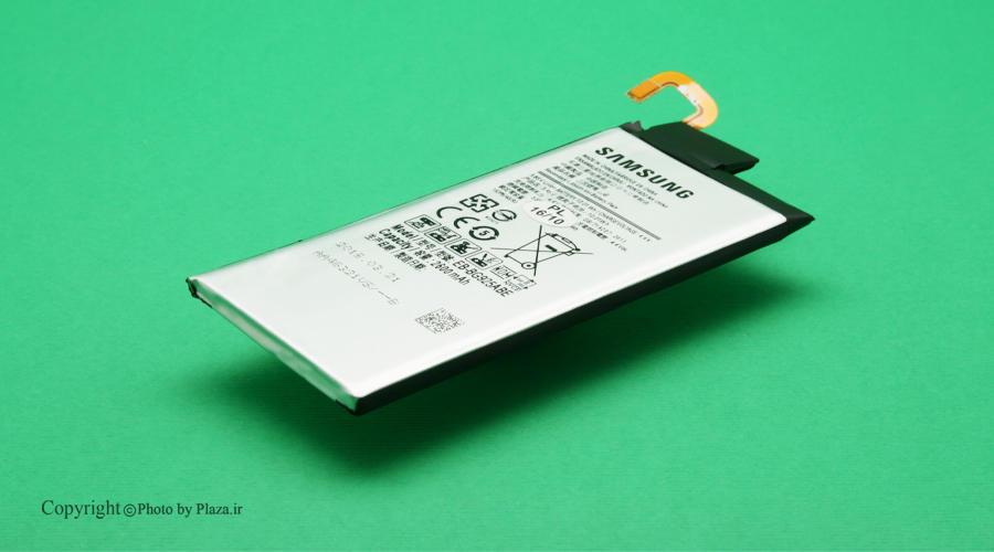 باتری فابریک Galaxy S6 Edge
