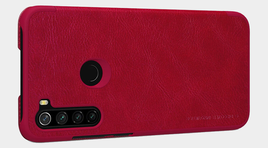 کاور چرمی موبایل نیلکین Xiaomi Redmi Note 8