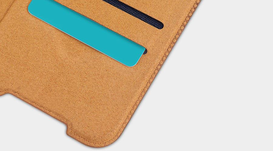 کاور چرمی موبایل نیلکین Xiaomi Poco M3