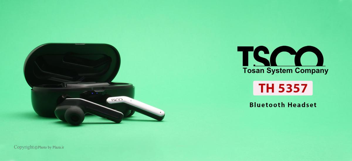 عکس هدست تسکو مدل TH 5357 TWS