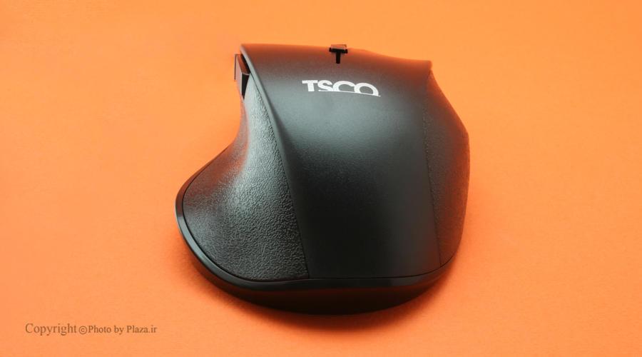 تصاویر موس وایرلس تسکو مدل TM686W