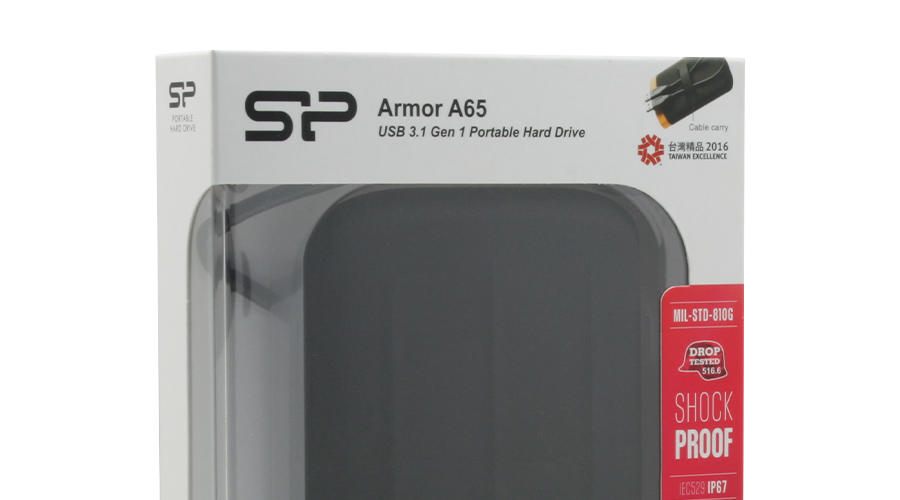 هارد اکسترنال سیلیکون پاور مدل armor a65