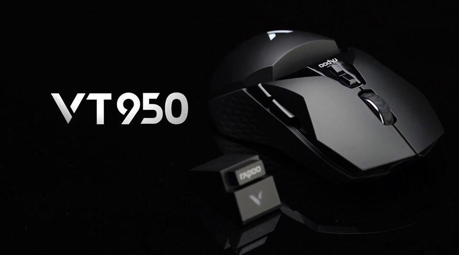 موس گیمینگ Rapoo VT950
