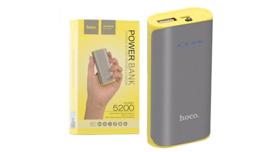 پاوربانک Hoco B21 5200mAh