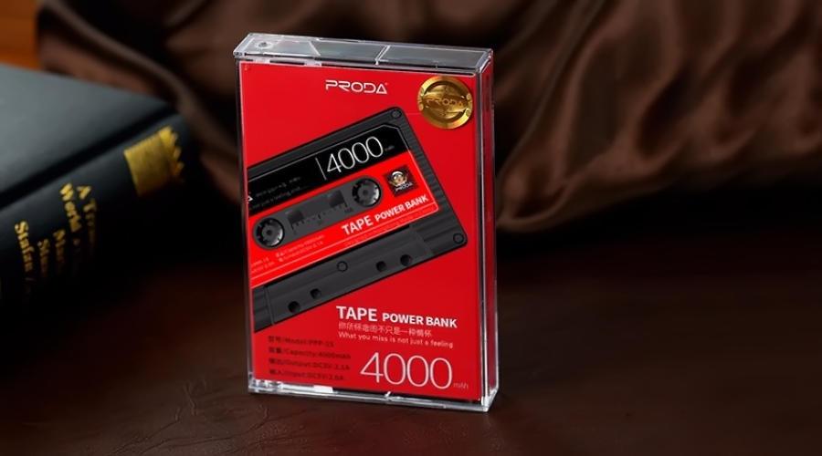 پاور بانک ریمکس مدل Proda PPP-15