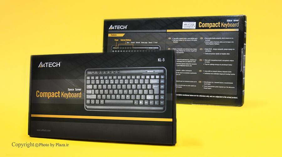 صفحه کلید A4tech مدل KL-5