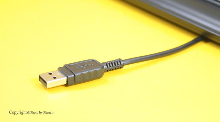 رابط USB کیبورد ای فورتک مدل KL-5