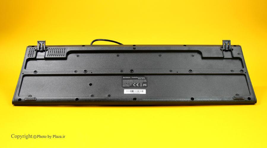 کیبورد ای فورتک مدل KR-83 با رابط USB