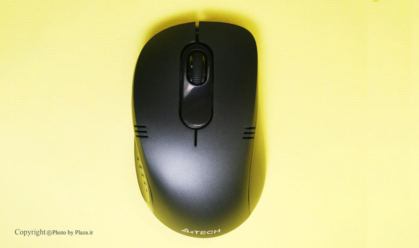 کیبورد و ماوس بیسیم ای فورتک مدل 7100N