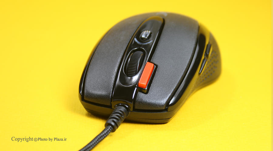 موس گیمینگ a4tech x7 xl-750bk