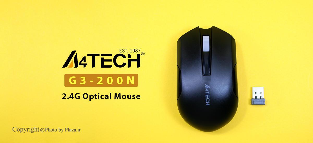 موس A4tech G3-200N