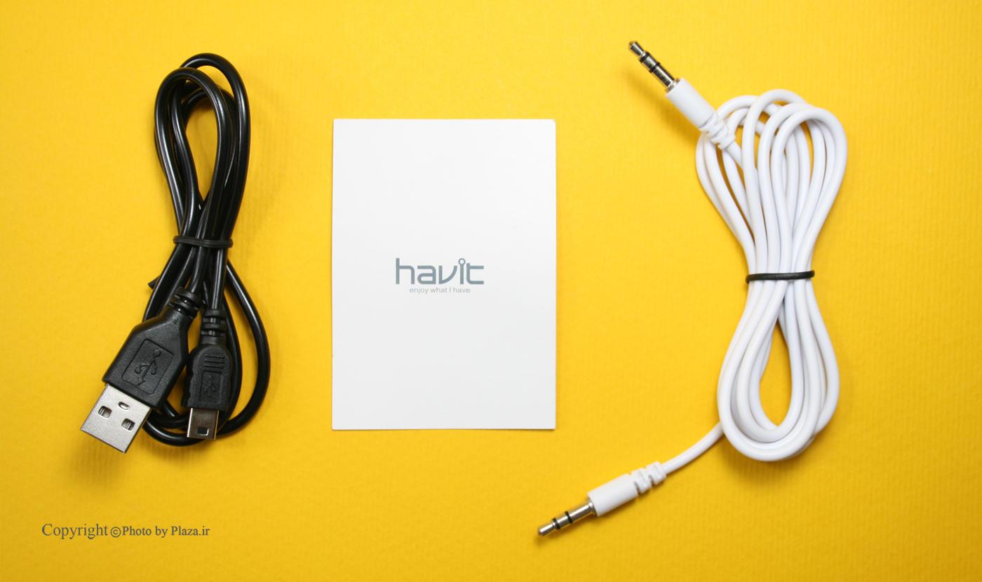 هدست بلوتوث هویت مدل HV-H2560BT