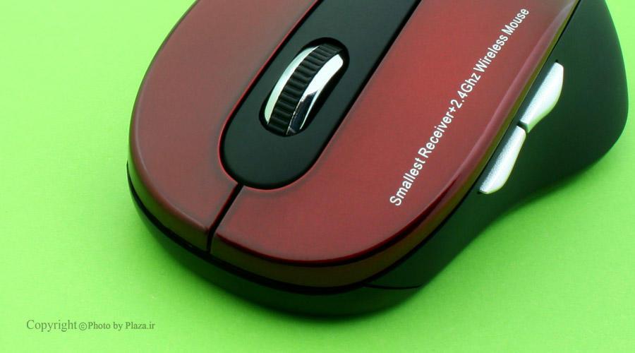 ماوس بی سیم تسکو مدل TM 1006W