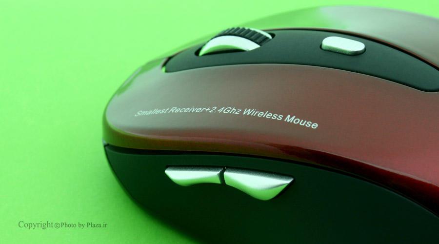 ماوس وایرلس تسکو مدل TM 1006W
